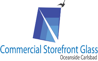 Commercial Storefront Glass Oceanside Carlsbad Logo